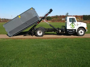 roll-off-dumpster--truck-Waterford