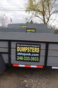 dump trailers Waterford, Mi.
